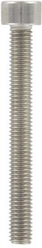 Hexagon socket head cap screws, fullthread